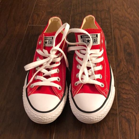 8f39376d6bec Converse Shoes - Converse all star sneakers women s 8  men s 6
